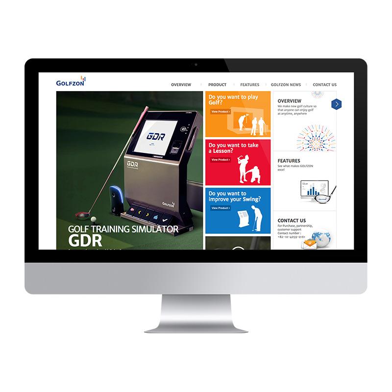 [골프존]-골프존-공식-사이트-6개국-SEO-프로젝트